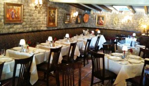 Picture of Bistro L'hermitage Dining Room.